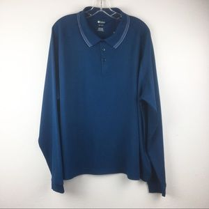 Haggar Clothing Mens Polo Tee
